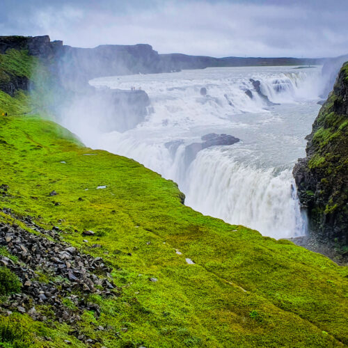 Gullfoss Islanda - Golden Circle