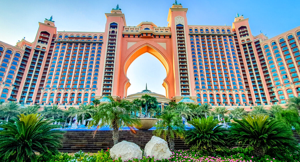 Atlantis the Palm Dubai deschis 2020