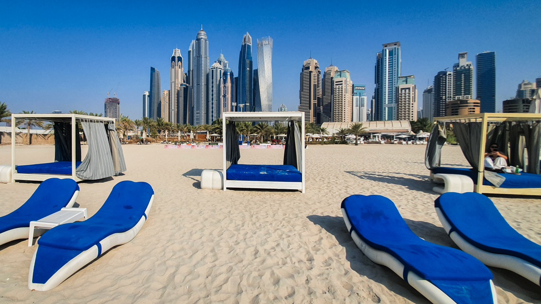 Habtoor Grand Resort - hotel pe plaja in Dubai
