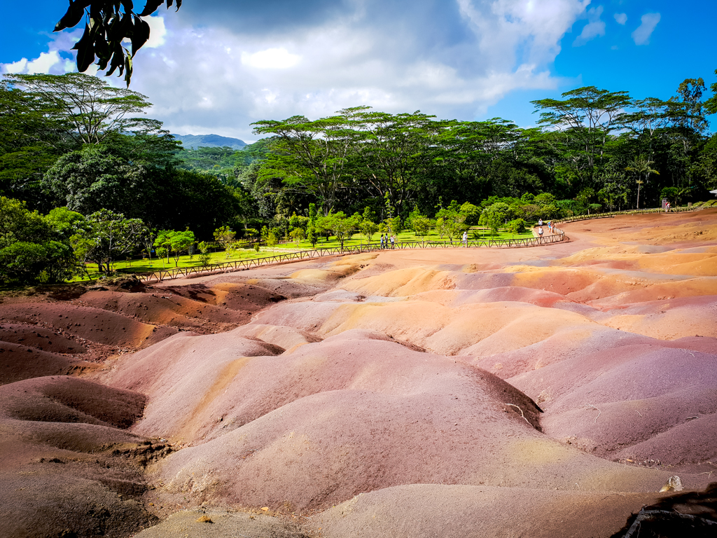 7 Colored Earths of Chamarel